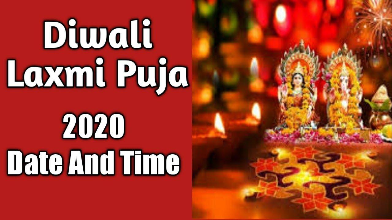 Diwali 2020 Day Date Time