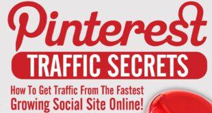 Pinterest Traffic Secrets 2020