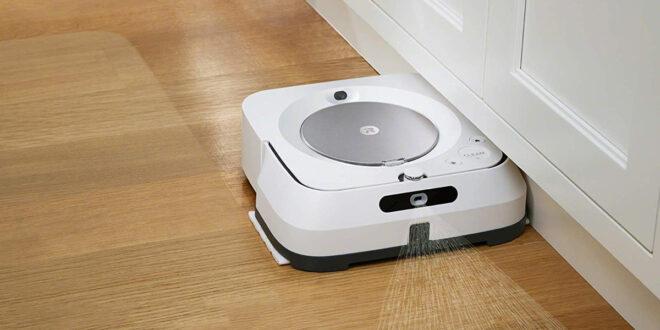 iRobot Braava M6 Mopping Robot