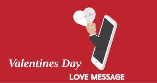 Valentines Day Sms whatsapp status 2021