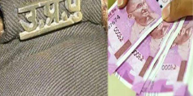 Bribe Case, Inspector Kalyanpur And Constable Suspended – घूसखोरी में इंस्पेक्टर कल्याणपुर और सिपाही निलंबित,बीयर शॉप मालिक को थाने से छोड़ने के लिए वसूले थे एक लाख रुपये