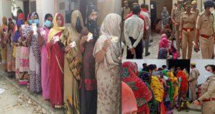 Up Panchayat Election 2021 Live Updates: Live Voting, Panchayat Chunav Live Update In Hindi – Panchayat Election 2021: कानपुर नगर, महोबा और हरदोई में मतदान जारी, यहां जानिए पल-पल की अपडेट