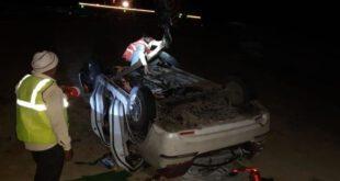 Road Accident In Kannauj, Seven People Injured – यूपी: आगरा-लखनऊ एक्सप्रेसवे पर चालक को झपकी आने से डिवाइडर तोड़ नीचे गिरी कार, बच्चे की मौत