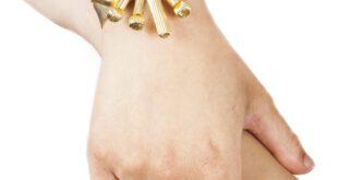 Ram Hand Cuff Bracelet | Quick Shipping