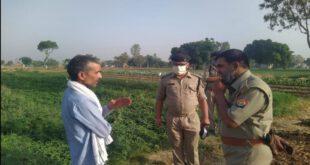 Farmer Shot Dead In Farrukhabad Of Uttar Pradesh – यूपी : खेत की रखवाली करने गए किसान की गोली मारकर हत्या, जमीन विवाद में मर्डर की आशंका
