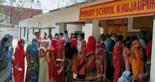 Panchayat Elections: 59.63 Percent Polling In Kanpur – पंचायत चुनाव: कानपुर में वोटरों को न तो कोरोना का भय रोक सका और न ही 40 डिग्री तापमान, 59.63 फीसदी मतदान